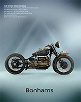 Bonhams Motorcycle Department