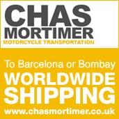 Chas Mortimer